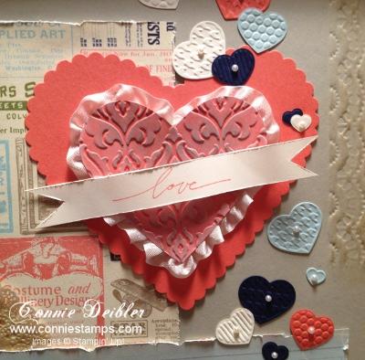 January Heart Close Up